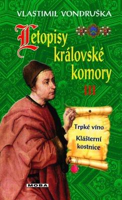 """Vlastimil Vondruška: Letopisy královské komory III. Pokud si chcete e-knihu vypůjčit, klikněte na název města, ve kterém se nachází vaše knihovna, v sekci """"Vyhledat e-knihu v knihovně""""."""