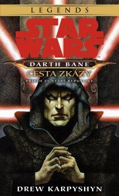 """Drew Karpyshyn: Star Wars - Darth Bane 1. Cesta zkázy. Pokud si chcete e-knihu vypůjčit, klikněte na název města, ve kterém se nachází vaše knihovna, v sekci """"Vyhledat e-knihu v knihovně""""."""