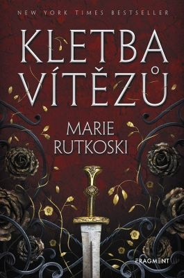 """Marie Rutkoski: Kletba vítězů. Pokud si chcete e-knihu vypůjčit, klikněte na název města, ve kterém se nachází vaše knihovna, v sekci """"Vyhledat e-knihu v knihovně""""."""