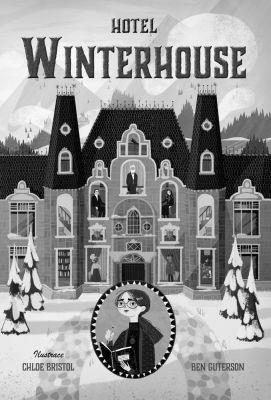 """Ben Guterson: Hotel Winterhouse. Pokud si chcete e-knihu vypůjčit, klikněte na název města, ve kterém se nachází vaše knihovna, v sekci """"Vyhledat e-knihu v knihovně""""."""