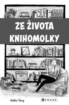 """Deborah Tung: Ze života knihomolky. Pokud si chcete e-knihu vypůjčit, klikněte na název města, ve kterém se nachází vaše knihovna, v sekci """"Vyhledat e-knihu v knihovně""""."""