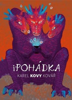 """Karel Kovář: Karel Kovy Kovář: iPohádka. Pokud si chcete e-knihu vypůjčit, klikněte na název města, ve kterém se nachází vaše knihovna, v sekci """"Vyhledat e-knihu v knihovně""""."""