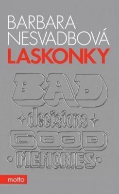 """Barbara Nesvadbová: Laskonky. Pokud si chcete e-knihu vypůjčit, klikněte na název města, ve kterém se nachází vaše knihovna, v sekci """"Vyhledat e-knihu v knihovně""""."""
