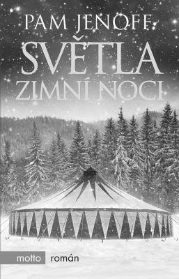 """Pam Jenoff: Světla zimní noci. Pokud si chcete e-knihu vypůjčit, klikněte na název města, ve kterém se nachází vaše knihovna, v sekci """"Vyhledat e-knihu v knihovně""""."""