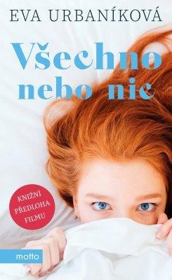 """Eva Urbaníková: Všechno nebo nic. Pokud si chcete e-knihu vypůjčit, klikněte na název města, ve kterém se nachází vaše knihovna, v sekci """"Vyhledat e-knihu v knihovně""""."""