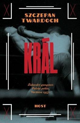 """Szczepan Twardoch: Král. Pokud si chcete e-knihu vypůjčit, klikněte na název města, ve kterém se nachází vaše knihovna, v sekci """"Vyhledat e-knihu v knihovně""""."""