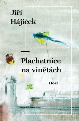 """Jiří Hájíček: Plachetnice na vinětách. Pokud si chcete e-knihu vypůjčit, klikněte na název města, ve kterém se nachází vaše knihovna, v sekci """"Vyhledat e-knihu v knihovně""""."""
