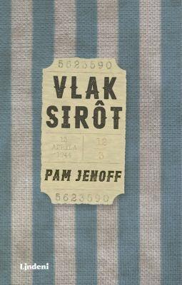 """Pam Jenoff: Vlak sirôt. Pokud si chcete e-knihu vypůjčit, klikněte na název města, ve kterém se nachází vaše knihovna, v sekci """"Vyhledat e-knihu v knihovně""""."""