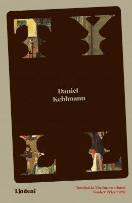"""Daniel Kehlmann: TYLL. Pokud si chcete e-knihu vypůjčit, klikněte na název města, ve kterém se nachází vaše knihovna, v sekci """"Vyhledat e-knihu v knihovně""""."""