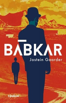 """Jostein Gaarder: Bábkar. Pokud si chcete e-knihu vypůjčit, klikněte na název města, ve kterém se nachází vaše knihovna, v sekci """"Vyhledat e-knihu v knihovně""""."""