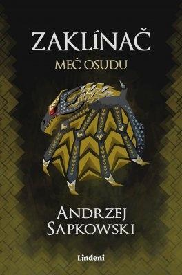 """Andrzej Sapkowski: Zaklínač II Meč osudu. Pokud si chcete e-knihu vypůjčit, klikněte na název města, ve kterém se nachází vaše knihovna, v sekci """"Vyhledat e-knihu v knihovně""""."""