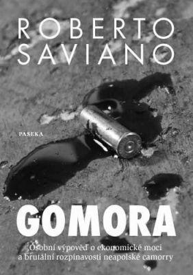 """Roberto Saviano: Gomora. Pokud si chcete e-knihu vypůjčit, klikněte na název města, ve kterém se nachází vaše knihovna, v sekci """"Vyhledat e-knihu v knihovně""""."""