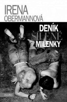 """Irena Obermannová: Deník šílené milenky. Pokud si chcete e-knihu vypůjčit, klikněte na název města, ve kterém se nachází vaše knihovna, v sekci """"Vyhledat e-knihu v knihovně""""."""