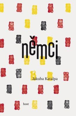 """Jakuba Katalpa: Němci. Pokud si chcete e-knihu vypůjčit, klikněte na název města, ve kterém se nachází vaše knihovna, v sekci """"Vyhledat e-knihu v knihovně""""."""