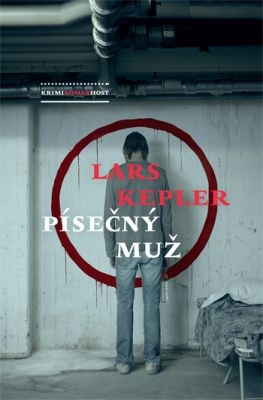 """Lars Kepler: Písečný muž. Pokud si chcete e-knihu vypůjčit, klikněte na název města, ve kterém se nachází vaše knihovna, v sekci """"Vyhledat e-knihu v knihovně""""."""