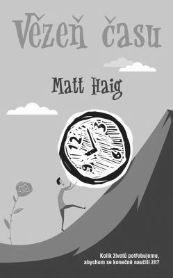 """Haig Haig: Vězeň času. Pokud si chcete e-knihu vypůjčit, klikněte na název města, ve kterém se nachází vaše knihovna, v sekci """"Vyhledat e-knihu v knihovně""""."""