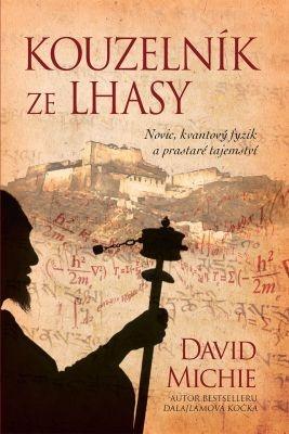 """David Michie: Kouzelník ze Lhasy. Pokud si chcete e-knihu vypůjčit, klikněte na název města, ve kterém se nachází vaše knihovna, v sekci """"Vyhledat e-knihu v knihovně""""."""