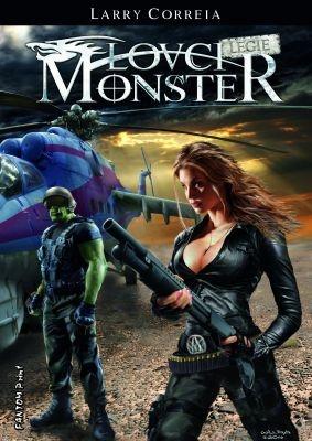 """Larry Correia: Lovci monster: Legie. Pokud si chcete e-knihu vypůjčit, klikněte na název města, ve kterém se nachází vaše knihovna, v sekci """"Vyhledat e-knihu v knihovně""""."""