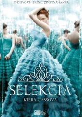 Kiera Cassová: Selekcia (SK). Klikněte pro více informací.