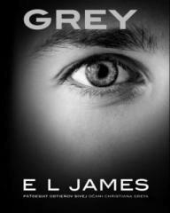 E L James: Grey. Klikněte pro více informací.
