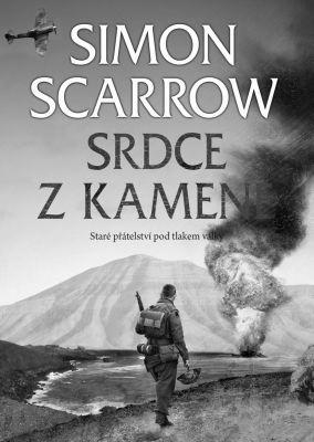 """Simon Scarrow: Srdce z kamene. Pokud si chcete e-knihu vypůjčit, klikněte na název města, ve kterém se nachází vaše knihovna, v sekci """"Vyhledat e-knihu v knihovně""""."""