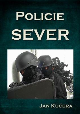 """Jan Kučera: Policie SEVER. Pokud si chcete e-knihu vypůjčit, klikněte na název města, ve kterém se nachází vaše knihovna, v sekci """"Vyhledat e-knihu v knihovně""""."""