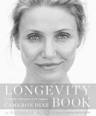 Cameron Diaz: Longevity book. Klikněte pro více informací.