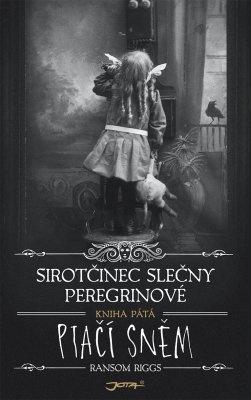 """Ransom Riggs: Sirotčinec slečny Peregrinové: Ptačí sněm. Pokud si chcete e-knihu vypůjčit, klikněte na název města, ve kterém se nachází vaše knihovna, v sekci """"Vyhledat e-knihu v knihovně""""."""