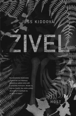 """Jess Kidová: Živel. Pokud si chcete e-knihu vypůjčit, klikněte na název města, ve kterém se nachází vaše knihovna, v sekci """"Vyhledat e-knihu v knihovně""""."""