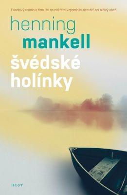 """Henning Mankell: Švédské holínky. Pokud si chcete e-knihu vypůjčit, klikněte na název města, ve kterém se nachází vaše knihovna, v sekci """"Vyhledat e-knihu v knihovně""""."""
