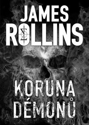 """James Rollins: Koruna démonů. Pokud si chcete e-knihu vypůjčit, klikněte na název města, ve kterém se nachází vaše knihovna, v sekci """"Vyhledat e-knihu v knihovně""""."""