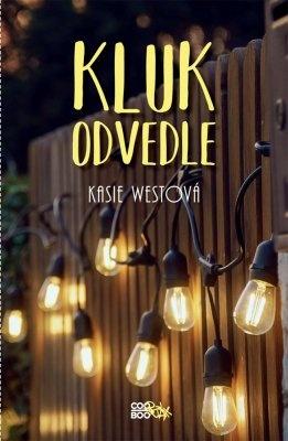 """Kasie Westová: Kluk odvedle. Pokud si chcete e-knihu vypůjčit, klikněte na název města, ve kterém se nachází vaše knihovna, v sekci """"Vyhledat e-knihu v knihovně""""."""