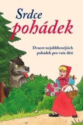 """Magdalena Wagnerová: Srdce pohádek. Pokud si chcete e-knihu vypůjčit, klikněte na název města, ve kterém se nachází vaše knihovna, v sekci """"Vyhledat e-knihu v knihovně""""."""