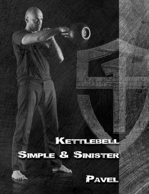 """Pavel Tsatsouline: Kettlebell Simple & Sinister. Pokud si chcete e-knihu vypůjčit, klikněte na název města, ve kterém se nachází vaše knihovna, v sekci """"Vyhledat e-knihu v knihovně""""."""
