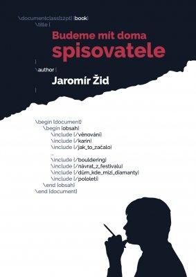 """Žid Jaromír: Budeme mít doma spisovatele. Pokud si chcete e-knihu vypůjčit, klikněte na název města, ve kterém se nachází vaše knihovna, v sekci """"Vyhledat e-knihu v knihovně""""."""