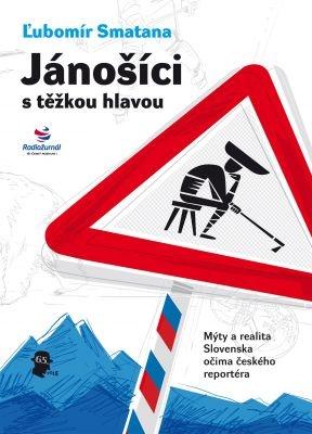 """Ľubomír Smatana: Jánošíci s těžkou hlavou. Pokud si chcete e-knihu vypůjčit, klikněte na název města, ve kterém se nachází vaše knihovna, v sekci """"Vyhledat e-knihu v knihovně""""."""