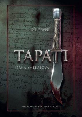 """Dana Smékalová, Dana Smékalová: TaPati. Pokud si chcete e-knihu vypůjčit, klikněte na název města, ve kterém se nachází vaše knihovna, v sekci """"Vyhledat e-knihu v knihovně""""."""