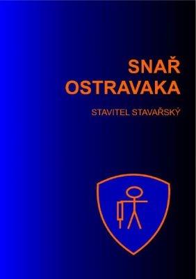 """Stavitel Stavařský: Snař Ostravaka. Pokud si chcete e-knihu vypůjčit, klikněte na název města, ve kterém se nachází vaše knihovna, v sekci """"Vyhledat e-knihu v knihovně""""."""