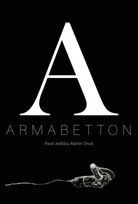 """Pavel Jedlička, Martin Chval: Armabetton. Pokud si chcete e-knihu vypůjčit, klikněte na název města, ve kterém se nachází vaše knihovna, v sekci """"Vyhledat e-knihu v knihovně""""."""