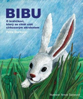 """Petra Štarková: Bibu. Pokud si chcete e-knihu vypůjčit, klikněte na název města, ve kterém se nachází vaše knihovna, v sekci """"Vyhledat e-knihu v knihovně""""."""