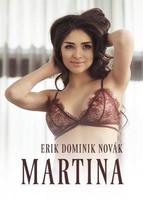 """Erik Dominik Novák: Martina. Pokud si chcete e-knihu vypůjčit, klikněte na název města, ve kterém se nachází vaše knihovna, v sekci """"Vyhledat e-knihu v knihovně""""."""
