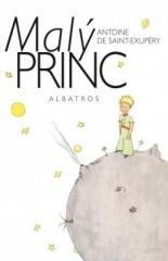 Antoine de Saint-Exupéry: Malý princ. Klikněte pro více informací.