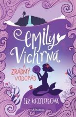 Liz Kesslerová: Emily Vichrná a zrádný vodopád. Klikněte pro více informací.