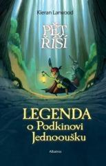 Kieran Larwood: Legenda o Podkinovi Jednooušku. Klikněte pro více informací.