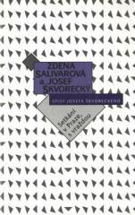 Zdena Salivarová, Josef Škvorecký: Setkání v Praze, s vraždou (spisy-svazek 24). Klikněte pro více informací.