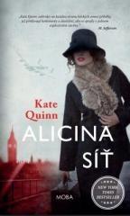 Kate Quinn: Alicina síť. Klikněte pro více informací.