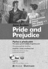 Jane Austen: Pýcha a předsudek - Pride and Prejudice. Klikněte pro více informací.