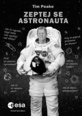 Tim Peake: Zeptej se astronauta. Klikněte pro více informací.