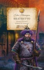 John Flanagan: Bratrstvo - Otroci ze Sokora. Klikněte pro více informací.