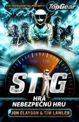 Jon Claydon, Tim Lawler: Top Gear - Stig hrá nebezpečnú hru. Klikněte pro více informací.